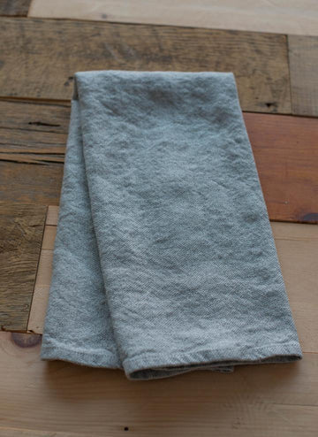 Chateau Linen Guest Towel - Set of 6 - Choice of 2 Colours