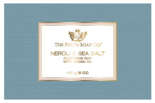 Neroli & Sea Salt Cleansing Bar