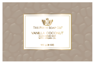 Vanilla Coconut Cleansing Bar