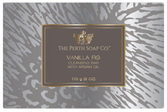 Vanilla Fig Cleansing Bar
