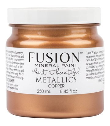 Fusion Mineral Paint - Metallic Copper
