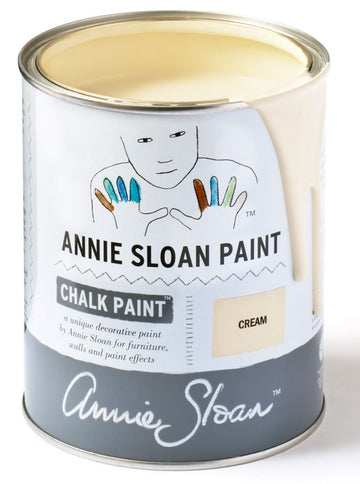 Cream - Chalk Paint