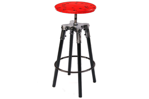 Dalton Adjustable Bar Stool