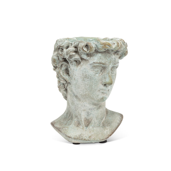 Male Head Planter - Extra Small