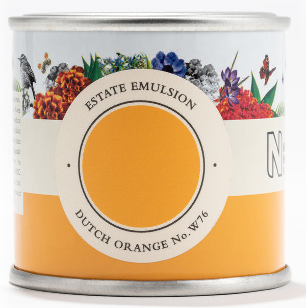 Farrow & Ball Paint - Dutch Orange No. W76