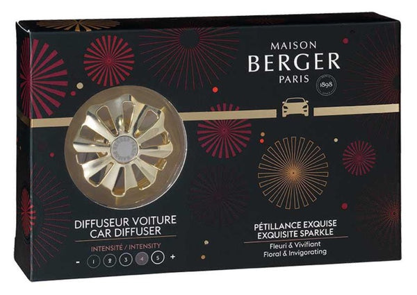 Exquisite Sparkle Car Diffuser