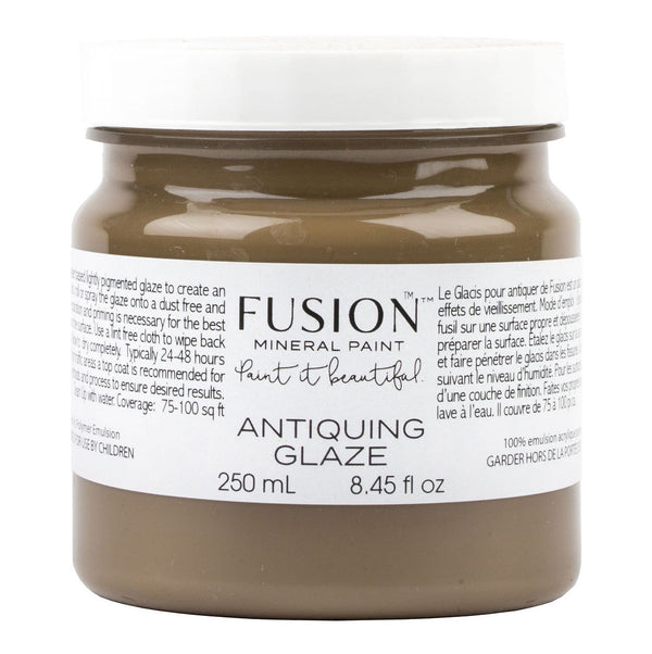 Fusion Glaze Antiquing 250ml