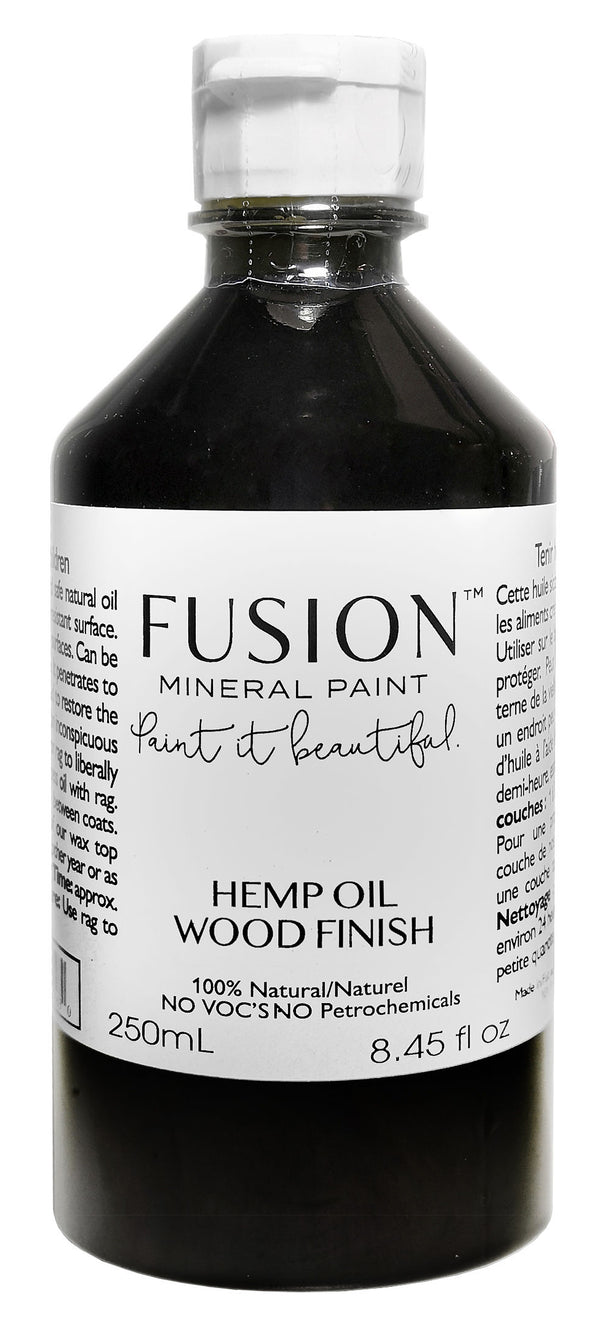 Fusion Hemp Oil 250ml