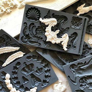 IOD Mould - Classic Elements – Iron Orchid Designs