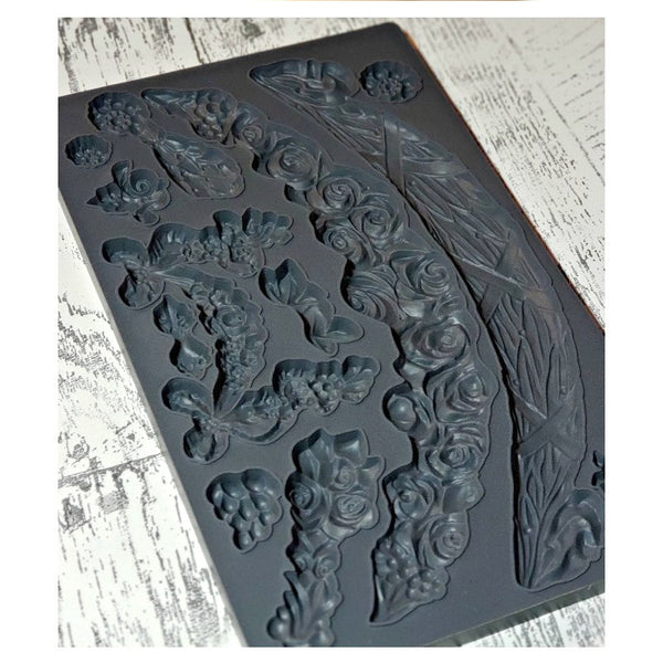 IOD Mould - Swags – Iron Orchid Designs