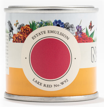 Farrow & Ball Paint - Lake Red No. W92