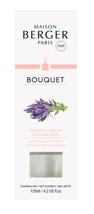 Bouquet Reed Diffuser - Lavender Fields