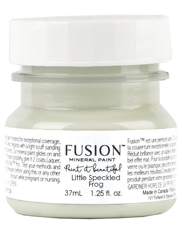 Fusion Mineral Paint - Little Speckled Frog
