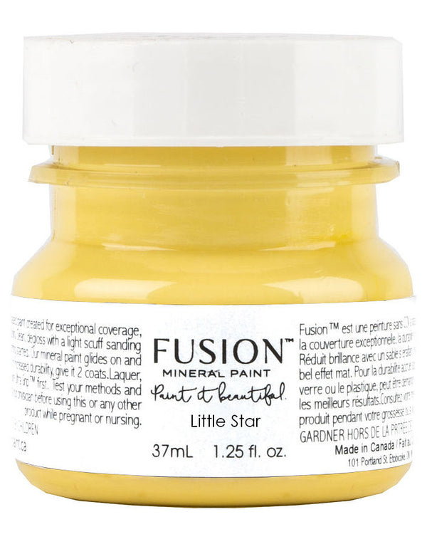 Fusion Mineral Paint - Little Star