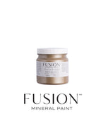 Fusion Mineral Paint - Metallic Vintage Gold