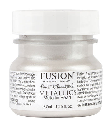Fusion Mineral Paint - Metallic Pearl