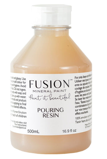 Fusion Pouring Resin 500ml