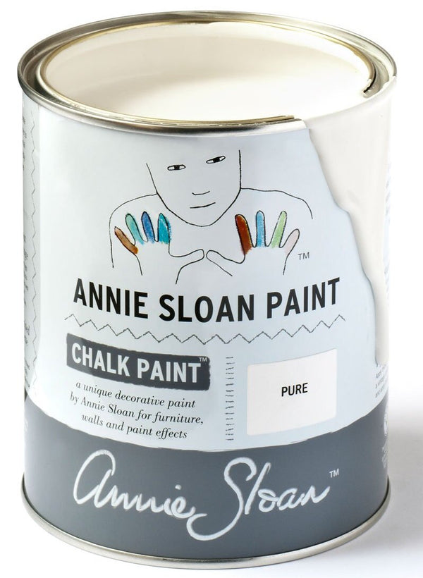 Pure White - Chalk Paint