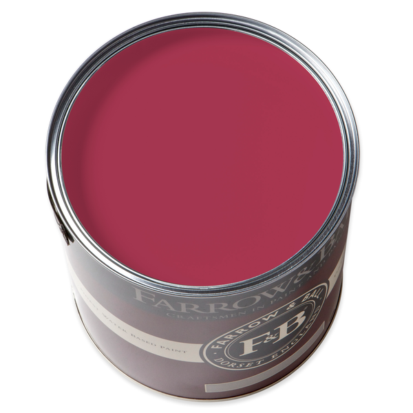 Farrow & Ball Paint - Rectory Red No. 217