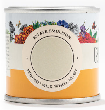 Farrow & Ball Paint - Skimmed Milk No. W7