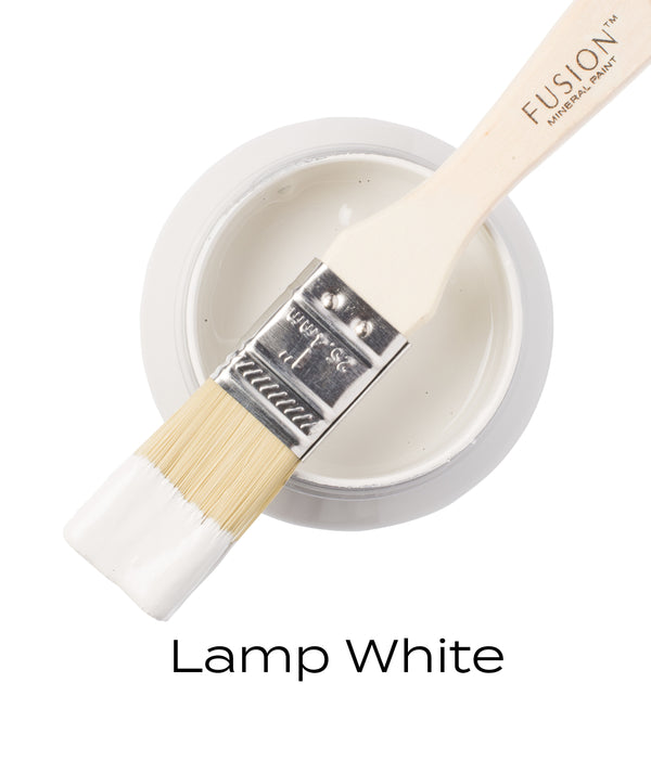Fusion Mineral Paint - Lamp White