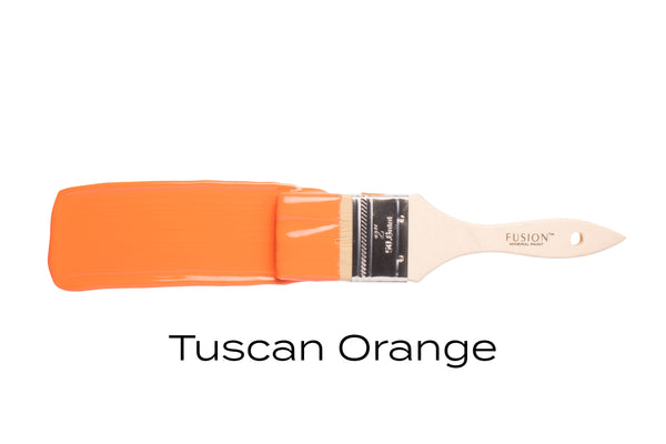 Fusion Mineral Paint - Tuscan Orange