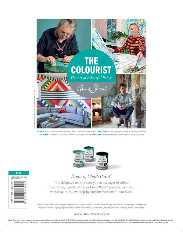 Annie Sloan Colourist Bookazine Issue #3