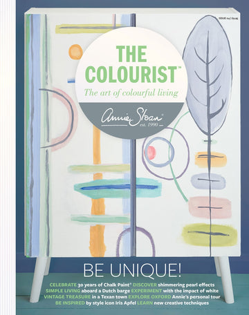 Annie Sloan Colourist Bookazine Issue #4