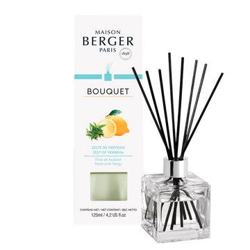 Bouquet Reed Diffuser - Zest of Verbena