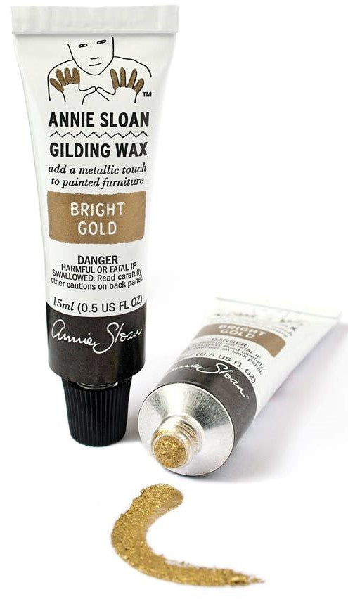Annie Sloan - Bright Gold Gilding Wax