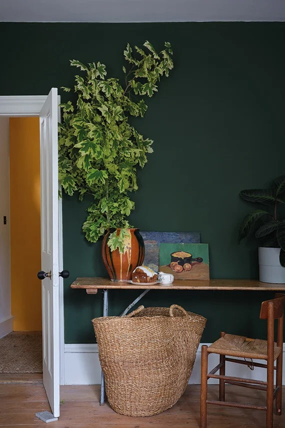 Farrow & Ball Paint - Duck Green No. W55