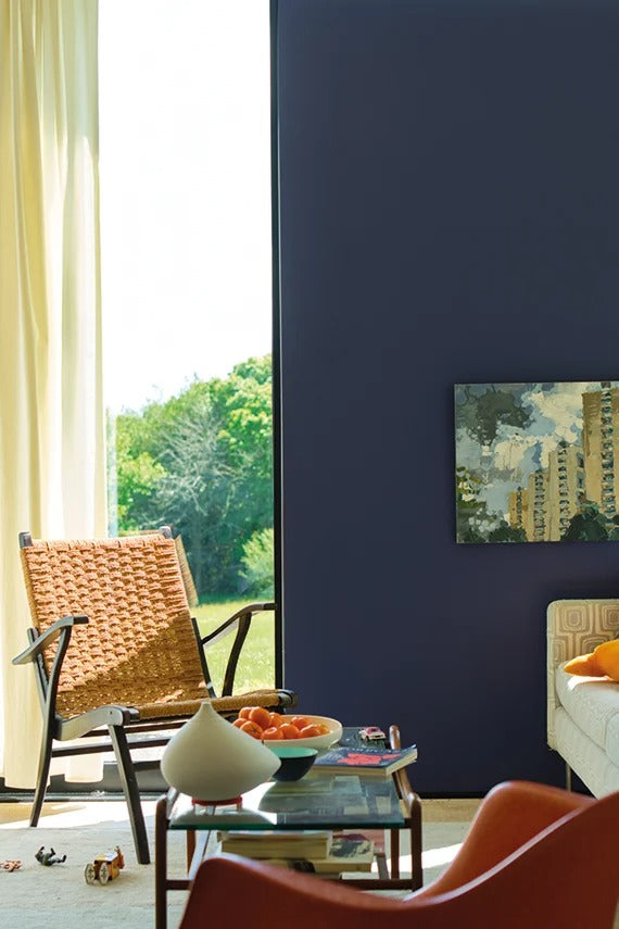 Farrow & Ball Paint - Imperial Purple No. W40