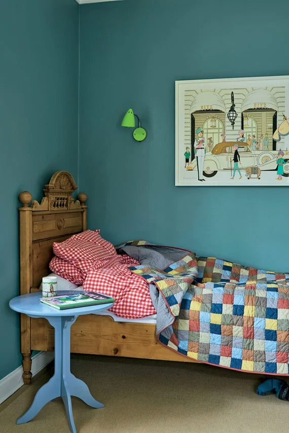 Farrow & Ball Paint - Oval Room Blue No. 85