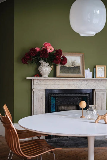 Farrow & Ball Paint - Sap Green No. W56