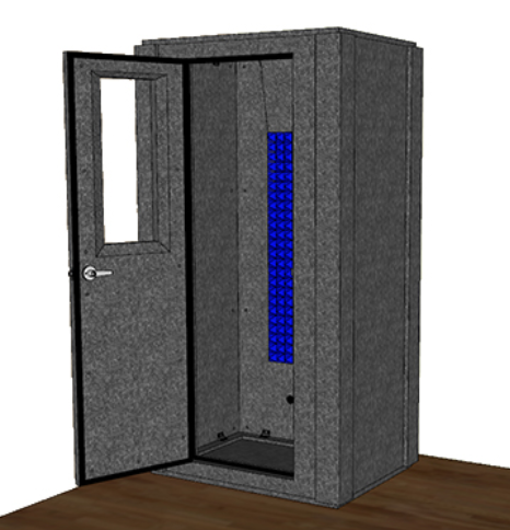 WhisperRoom Booth MDL4230S (price does not include taxes, shipping and handling)