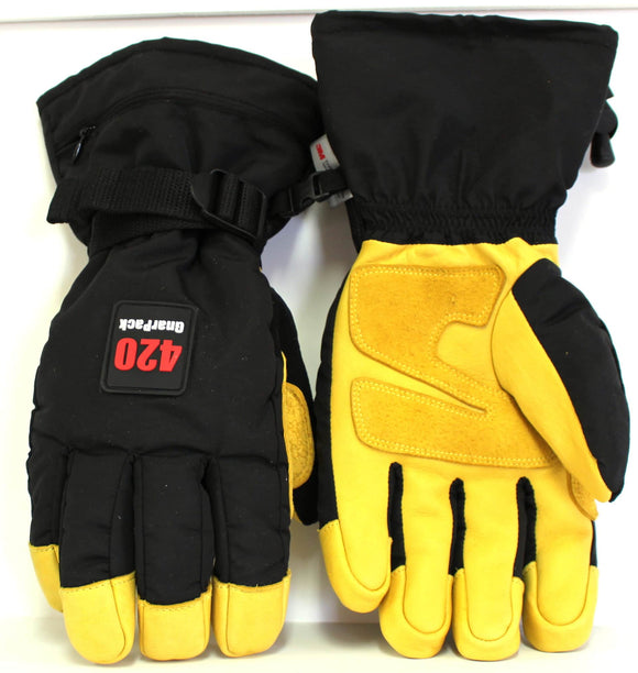 GnarPack 420 Ski Gloves
