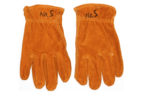 GnarPack No.5 Kids and Children Suede Cowhide Leather Gloves