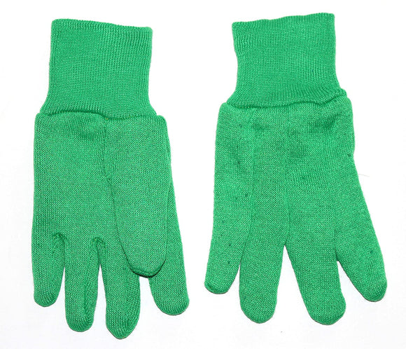 GnarPack No.13 - Kid's Colorful Jersey Work Gloves Gloves - 4 Pack