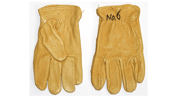 GnarPack No.6 Kids's Pigskin Leather Gloves