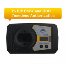 Load image into Gallery viewer, VVDI2 BMW OBD authorization