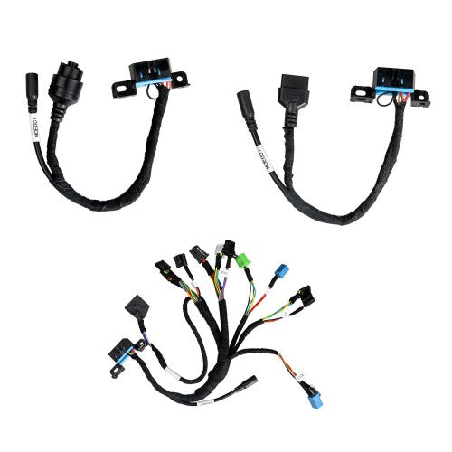 BENZ EIS/ESL cable+7G+ISM + Dashboard Connector