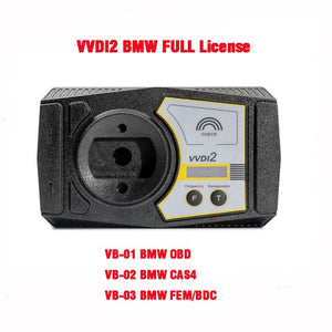 VVDI2 BMW Full Authorization