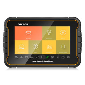Wifi Foxwell GT60 7 Inches Android Based Diagnostic and Coding Platform