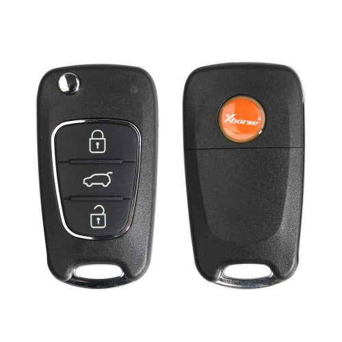 Hyundai Key  Wire Remote Key