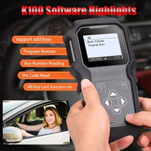Load image into Gallery viewer, GODIAG K102 GM CHEVROLET BUICK Hand- held Key Programming Tool