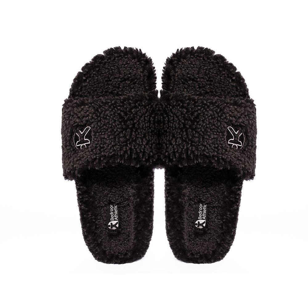 Efron - Snow Tipped Sherpa Slipper Slider
