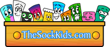 Load image into Gallery viewer, The SockKids T-shirt