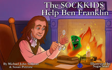Load image into Gallery viewer, The SockKids Help Ben Franklin