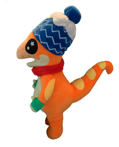 Larry the Lizard Plush Toy