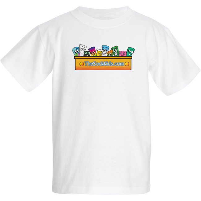 The SockKids T-shirt